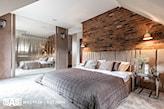 Sypialnia - zdjęcie od SAS Wnętrza i Kuchnie - Homebook