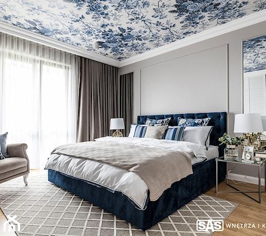Sypialnia w stylu angielskim – jakie meble i dodatki pomogą ją zaaranżować?