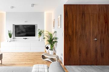 Jakie drzwi wybrać do nowoczesnego wnętrza?