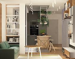 Kuchnia+-+zdj%C4%99cie+od+Patryk+Kowalski+Design