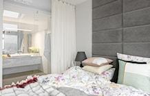 Sypialnia styl Nowoczesny - zdjęcie od Patryk Kowalski Architektura i projektowanie wnętrz