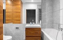 Łazienka styl Nowoczesny - zdjęcie od Patryk Kowalski Architektura i projektowanie wnętrz