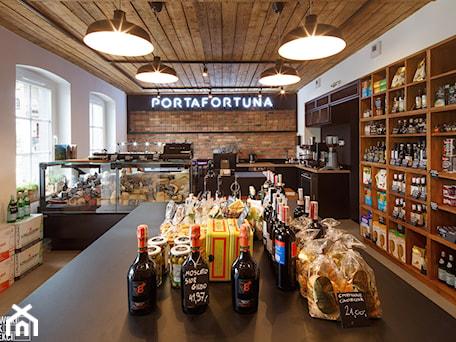 Aranżacje wnętrz - Wnętrza publiczne: PORTAFORTUNA - Czajkowski Kuźniak Architekci. Przeglądaj, dodawaj i zapisuj najlepsze zdjęcia, pomysły i inspiracje designerskie. W bazie mamy już prawie milion fotografii!
