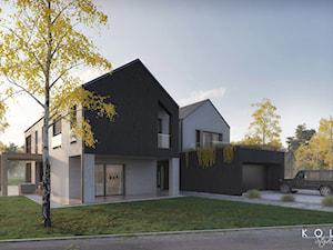 Duży dom jednorodzinny