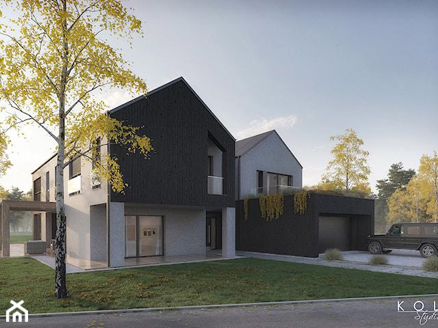 Dom jednorodzinny typu stodoła II