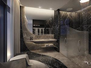 Luksusowa łazienka hotelowa