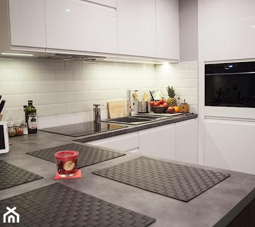 Kafelki Białe Cegiełki Do Kuchni Pomysły Inspiracje Z Homebook