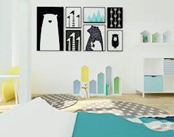 Pokój dla malucha - zdjęcie od Urządzamy Pod Klucz