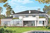 Projekt Prestiżowy - zdjęcie od MG Projekt Projekty domów - Homebook