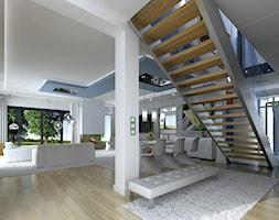 Projekt domu Gala - Schody - zdjęcie od MG Projekt Projekty domów