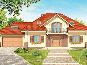 Projekt Benedykt 2 - zdjęcie od MG Projekt Projekty domów