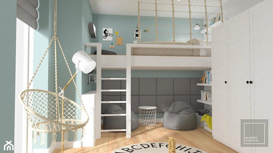 Pokój z antresolą - zdjęcie od Ada Nawrocka