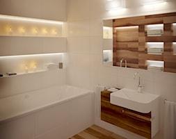 łazienka Z Wiszącą Szafką Pod Umywalkę Aranżacje Pomysły