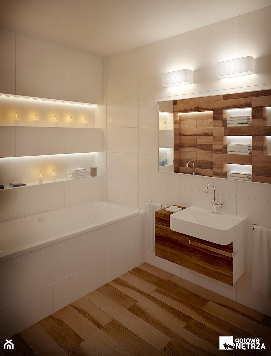 łazienka Reykjavik Zdjęcie Od Gotowe Wnętrza Homebook