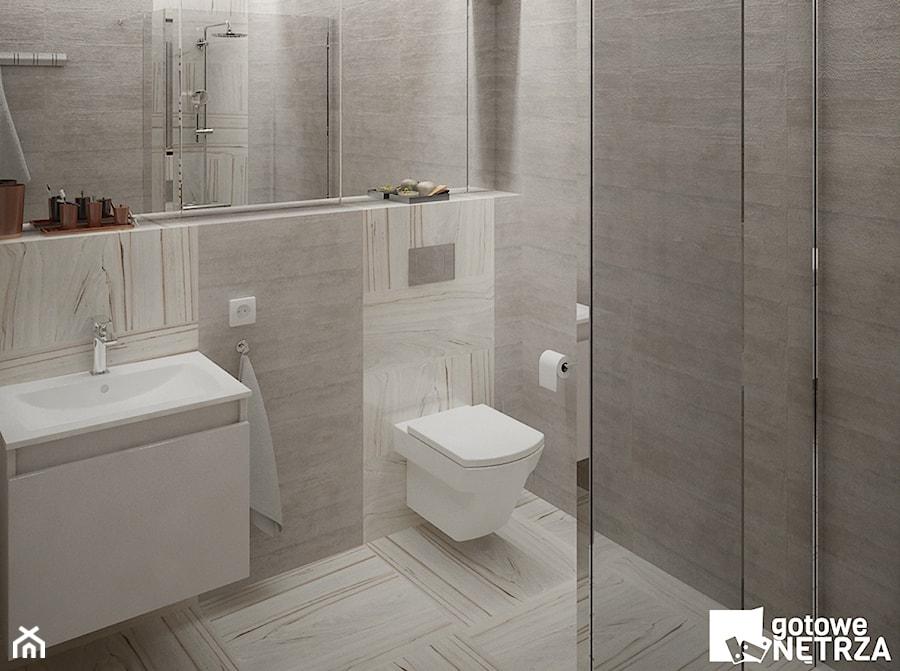łazienka Genewa Zdjęcie Od Gotowe Wnętrza Homebook