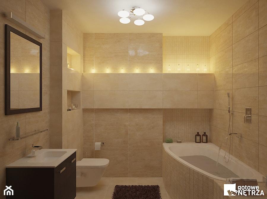 Klasyczna łazienka Budapest Zdjęcie Od Gotowe Wnętrza