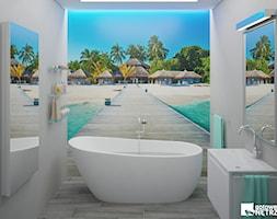Łazienka Maledives - zdjęcie od Gotowe Wnętrza