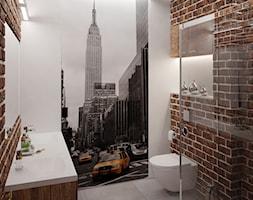 Łazienka New York - zdjęcie od Gotowe Wnętrza