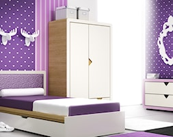 Pokój dla dziewczynki - zdjęcie od Gotowe Wnętrza - Homebook