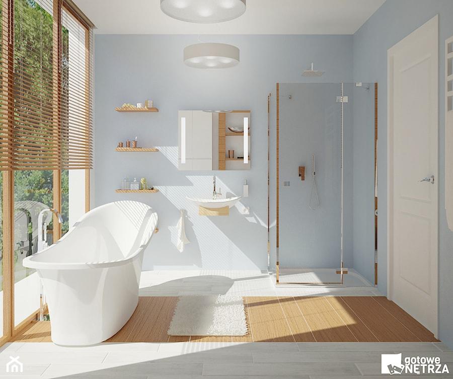 łazienka Santorini Zdjęcie Od Gotowe Wnętrza Homebook
