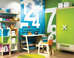 Nowoczesny pokój dziecięcy - zdjęcie od Gotowe Wnętrza - Homebook