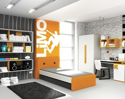 Pokój młodzieżowy - zdjęcie od Gotowe Wnętrza