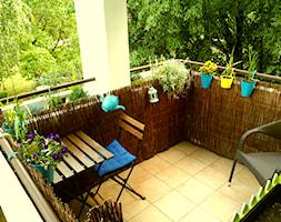 nasz balkon - zdjęcie od zovtyy