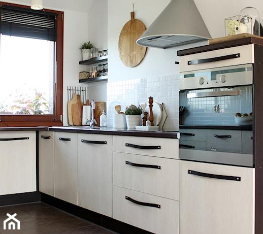 Kuchnia po metamorfozie 1  zdjęcie od Ola -> Kuchnia Weglowa Ola