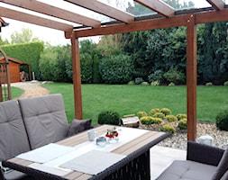 moj ogrod w przyszlym roku bedzie budowany basen - zdjęcie od Ela Sokół