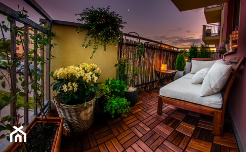 Jak i czym osłonić balkon? Osłony balkonowe