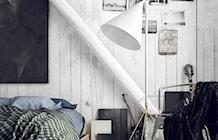 Sypialnia styl Industrialny - zdjęcie od annie1232