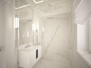 Marmurove łazienki