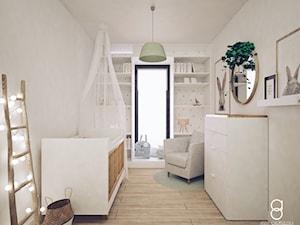 Pokój dla niemowlaka - zdjęcie od ANNA ORLIKOWSKA ARCHITEKTURA WNĘTRZ