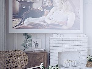 Dom pod Krakowem - zdjęcie od ANNA ORLIKOWSKA ARCHITEKTURA WNĘTRZ