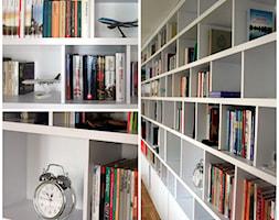 Regał na książki 5metrowy - zdjęcie od Szafawawa