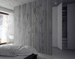 i|01 - Mała otwarta garderoba przy sypialni - zdjęcie od no.bo