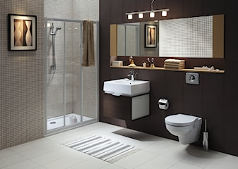 Jak wybrać szafkę łazienkową pod umywalkę?