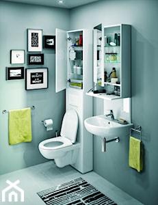 Wszystko na swoim miejscu. Jak uporządkować przestrzeń w łazience?