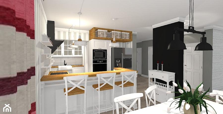 Kuchnia w stylu skandynawskim  zdjęcie od House Style