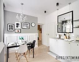 Mieszkanie na Mariensztacie - Kuchnia - zdjęcie od ZAPROJEKTOWANA - Homebook