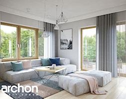 Dom w rododendronach 16 - zdjęcie od ARCHONhome