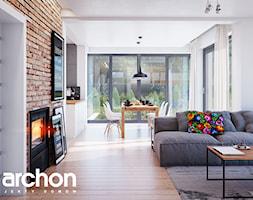 Dom w śliwach (G2) - zdjęcie od ArchonHome - Homebook