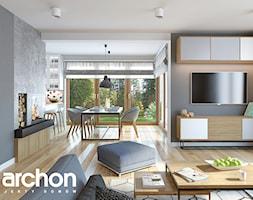 Dom w śliwach 2 (G2) - zdjęcie od ArchonHome