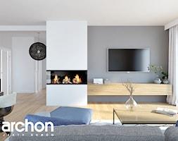 Dom w żonkilach (G2) - zdjęcie od ArchonHome - Homebook