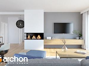 Dom w żonkilach (G2) - zdjęcie od ArchonHome