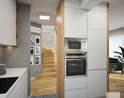 Nowoczesny dom z betonem - Kuchnia, styl nowoczesny - zdjęcie od FRS ARCHITEKCI - Homebook