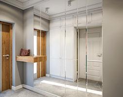 Dom w Tomaszowicach - Hol / przedpokój, styl nowoczesny - zdjęcie od FRS ARCHITEKCI - Homebook