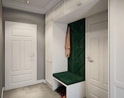 Dom w Tomaszowicach - Hol / przedpokój, styl nowojorski - zdjęcie od FRS ARCHITEKCI - Homebook