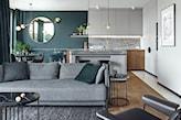Salon - zdjęcie od Raca Architekci - Homebook