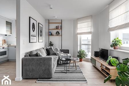Aranżacja okna w salonie – 5 pomysłów na modny wystrój okien w salonie